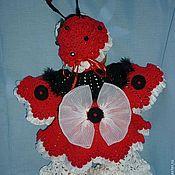 """Куклы и игрушки ручной работы. Ярмарка Мастеров - ручная работа Костюм """"Полет божьей коровки"""". Handmade."""