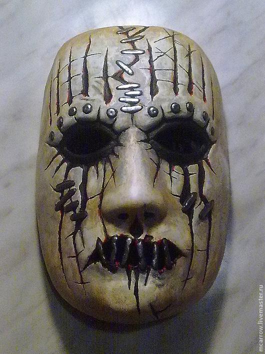 Карнавальные костюмы ручной работы. Ярмарка Мастеров - ручная работа. Купить Маска Джои Джордисона (Joey Jordisson) из группы Slipknot. Handmade.