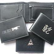 Сумки и аксессуары handmade. Livemaster - original item PURSE, leather, options. Handmade.