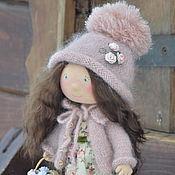 Куклы и игрушки ручной работы. Ярмарка Мастеров - ручная работа И еще одна Нежная девочка:). Handmade.