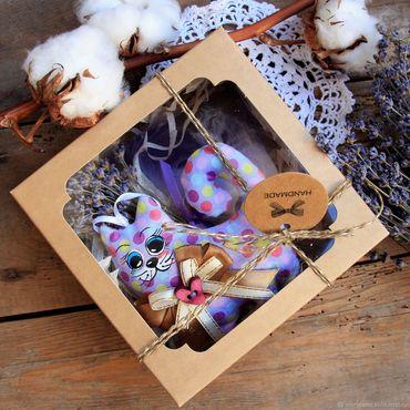 Сувениры и подарки ручной работы. Ярмарка Мастеров - ручная работа Лавандовый набор для подарка. Handmade.