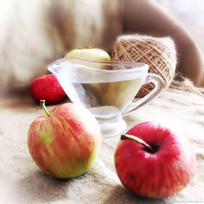 Гидролат яблока,100% натуральный тоник, ручная работа, Тоники, Обнинск, Фото №1