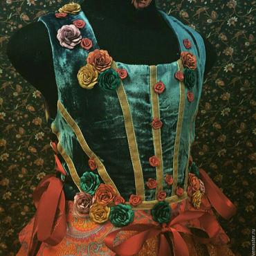 Одежда ручной работы. Ярмарка Мастеров - ручная работа Костюм Карнавал. Handmade.