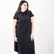 Одежда ручной работы. Ярмарка Мастеров - ручная работа Вейв чернильный +size. Handmade.
