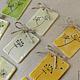 Персональные подарки ручной работы. Ярмарка Мастеров - ручная работа. Купить Сувениры для гостей свадьбы. Handmade. Разноцветный, на память, магнит