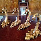 Утварь ручной работы. Ярмарка Мастеров - ручная работа Подставка для бананов. Handmade.