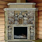Для дома и интерьера handmade. Livemaster - original item Suzdal fireplace. Handmade.