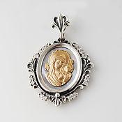 Украшения handmade. Livemaster - original item Orthodox pendant