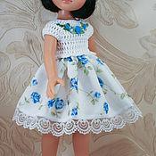 Одежда для кукол Паола Рейна.