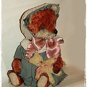 Куклы и игрушки ручной работы. Ярмарка Мастеров - ручная работа Лисонька. Handmade.