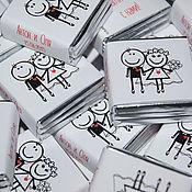 Свадебный салон ручной работы. Ярмарка Мастеров - ручная работа Funny Love..Свадебные бонбоньерки 3/1. Handmade.