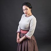 Одежда handmade. Livemaster - original item dress TENDERNESS. Handmade.
