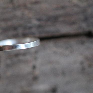 Украшения ручной работы. Ярмарка Мастеров - ручная работа 16.5 Кольцо серебряное. Handmade.