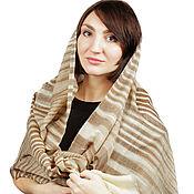 Аксессуары handmade. Livemaster - original item The stole pashmina. Handmade.