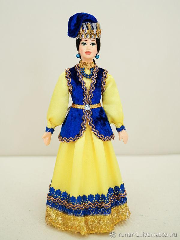 Кукла национальный костюм 4, Народная кукла, Евпатория,  Фото №1