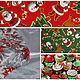"""Текстиль, ковры ручной работы. Ярмарка Мастеров - ручная работа. Купить Новогодняя дорожка """" Рождественская звезда"""" скатерть  салфетки. Handmade."""