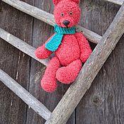 """Куклы и игрушки ручной работы. Ярмарка Мастеров - ручная работа Мишка """"Михалыч"""";). Handmade."""