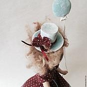 Куклы и игрушки ручной работы. Ярмарка Мастеров - ручная работа Горошина. Handmade.