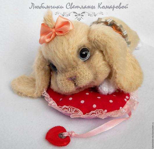 Вязание ручной работы. Ярмарка Мастеров - ручная работа. Купить Феня кролик. Handmade. Комбинированный, Камтекс хлопок травка