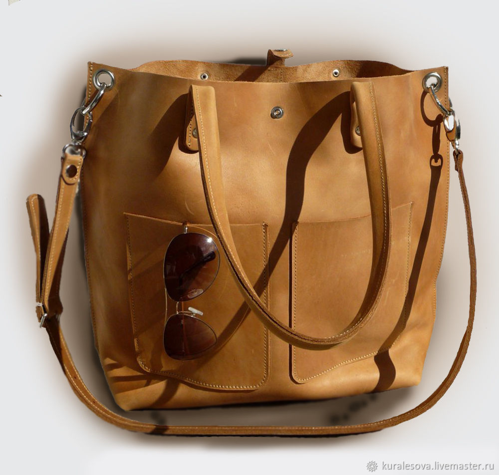 e5a3a8bfd257 Кожаная сумка