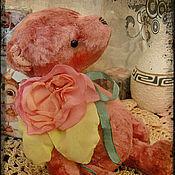 Куклы и игрушки ручной работы. Ярмарка Мастеров - ручная работа Мишка тедди . Рози .. Handmade.