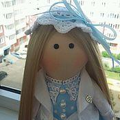 Куклы и игрушки ручной работы. Ярмарка Мастеров - ручная работа Летняя куколка Анжелика. Handmade.