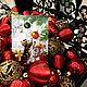 Открытка почтовая Котенок и новогодняя елка, Открытки, Чита,  Фото №1