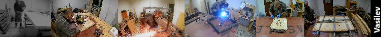 Vasilev workshop