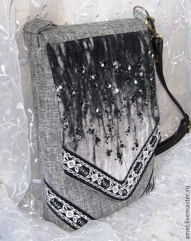 Bag 'Twilight', Classic Bag, Izhevsk,  Фото №1