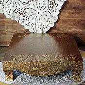 Для домашних животных, handmade. Livemaster - original item Bed for dog