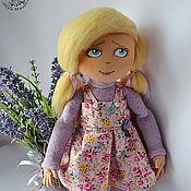 """Куклы и игрушки ручной работы. Ярмарка Мастеров - ручная работа малышка """"""""Валюша. Handmade."""