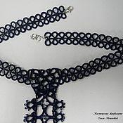 Аксессуары handmade. Livemaster - original item Tie. Handmade.