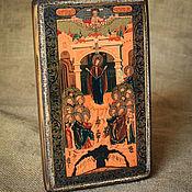Иконы ручной работы. Ярмарка Мастеров - ручная работа Икона Богоматери «Непроходимая Дверь». Handmade.