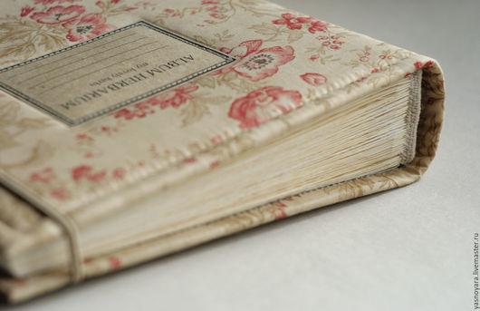 Фотоальбомы ручной работы. Ярмарка Мастеров - ручная работа. Купить Альбом для гербария Маковый (А4, для 40 растений). Handmade.