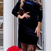 Одежда ручной работы. Ярмарка Мастеров - ручная работа Платье Арт. 282/1. Handmade.