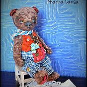 Куклы и игрушки ручной работы. Ярмарка Мастеров - ручная работа Мишка Берни (Bernie). Handmade.