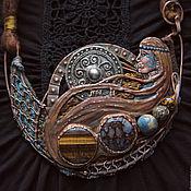 """Украшения ручной работы. Ярмарка Мастеров - ручная работа """"Boudicca"""" колье. Handmade."""