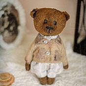 Куклы и игрушки ручной работы. Ярмарка Мастеров - ручная работа Бурый. Handmade.