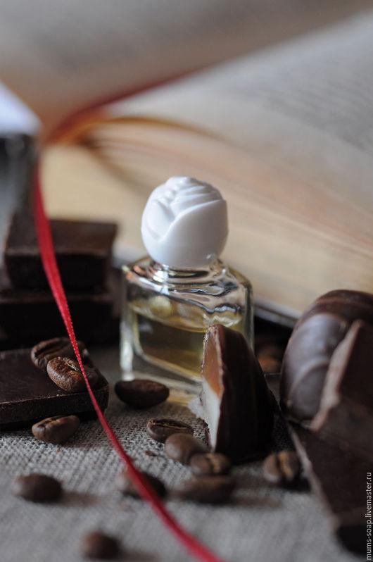 Духи La Celeste Praline, авторские духи Небесный миндаль, подарок девушке, авторские духи, духи ручной работы, маМашино мыло, Ярмарка Мастеров