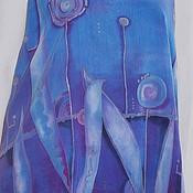 Одежда ручной работы. Ярмарка Мастеров - ручная работа платье на море, жару, отпуск. Handmade.