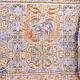 Шитье ручной работы. Ярмарка Мастеров - ручная работа. Купить Плательная шерсть Mosaic. Alta Moda. Handmade. Ткань для шитья