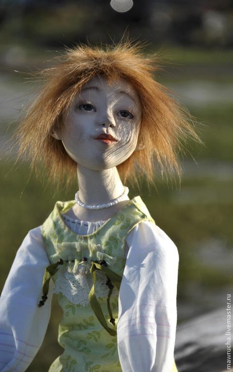 Миса.Будуарная кукла