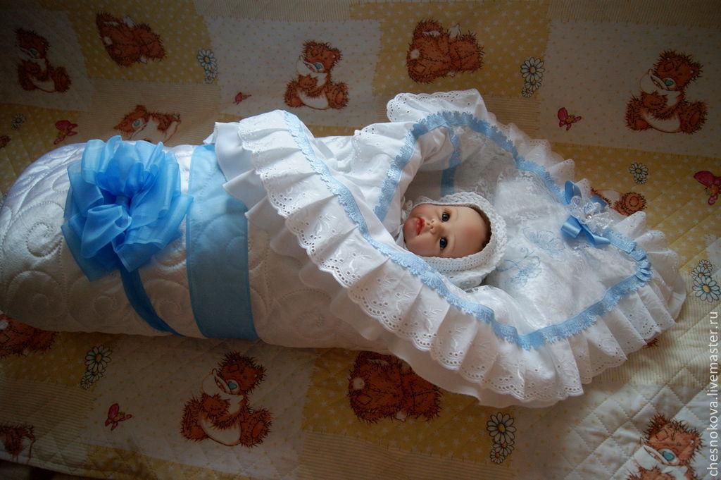 Одеяло размеры для новорожденных своими руками