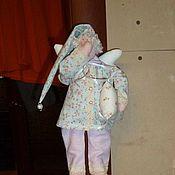 Куклы и игрушки ручной работы. Ярмарка Мастеров - ручная работа Сплюшкин (ангел снов). Handmade.