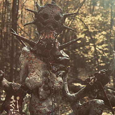 Субкультуры ручной работы. Ярмарка Мастеров - ручная работа Shaman of the Dead -  The eternal guardian.. Handmade.