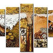 """Картины и панно ручной работы. Ярмарка Мастеров - ручная работа Картина """"Климт"""". Handmade."""