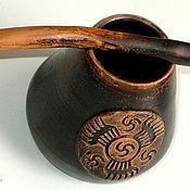 Посуда handmade. Livemaster - original item kalabas of bambila. Handmade.