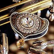 Украшения handmade. Livemaster - original item Brooch mens Herman. jewelry for men. Men`s jewelry.. Handmade.
