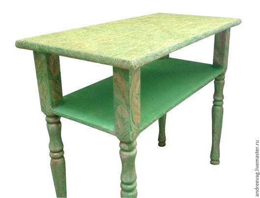 """Мебель ручной работы. Ярмарка Мастеров - ручная работа. Купить Консоль """"Осень"""". Handmade. Консольный столик, столик-консоль"""