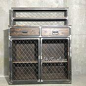 Для дома и интерьера handmade. Livemaster - original item Chest of drawers AMSTERDAM. Handmade.
